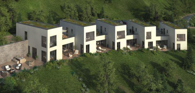 Houses CGI