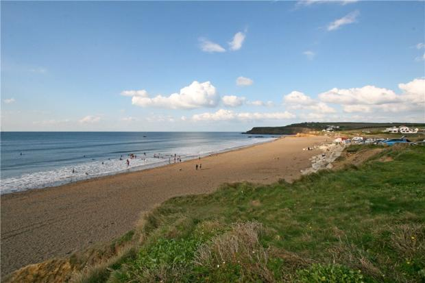 Widmouth Bay Beach
