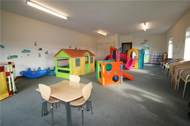 Under 5'S Playroom