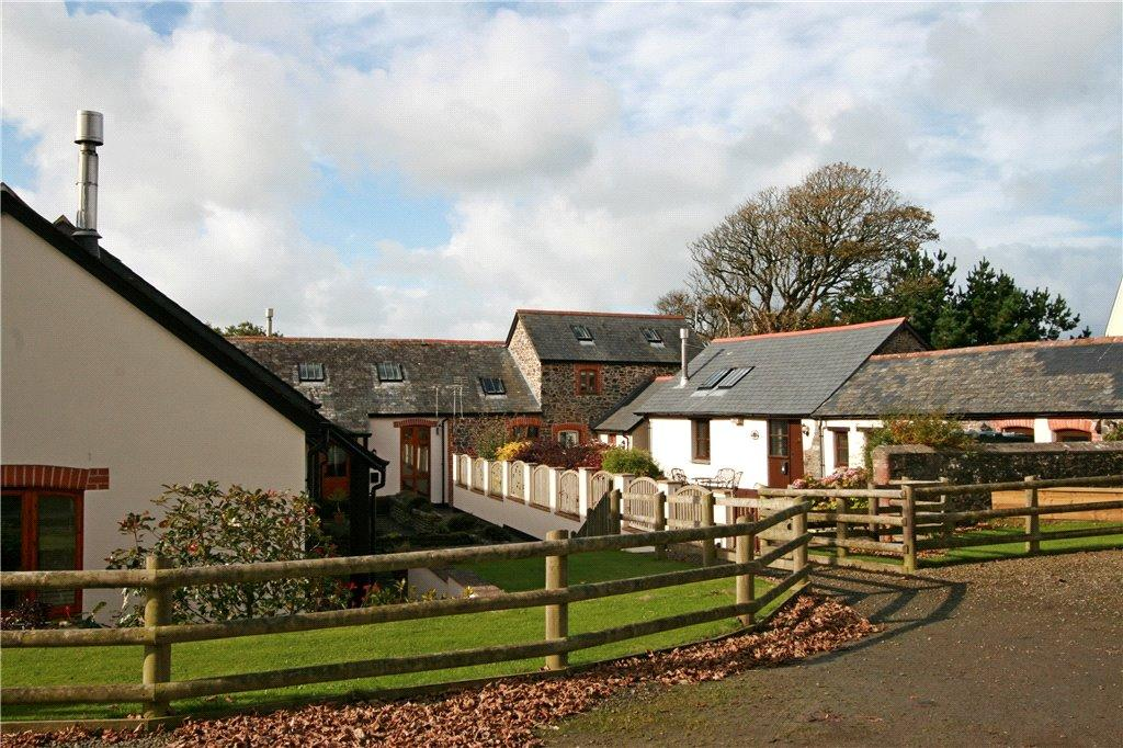 Exmansworthy Barns