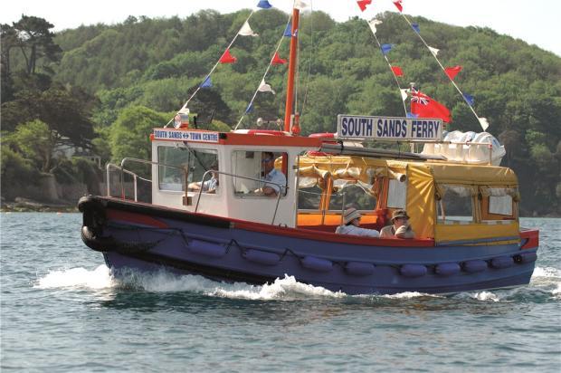 Salcombe Ferry