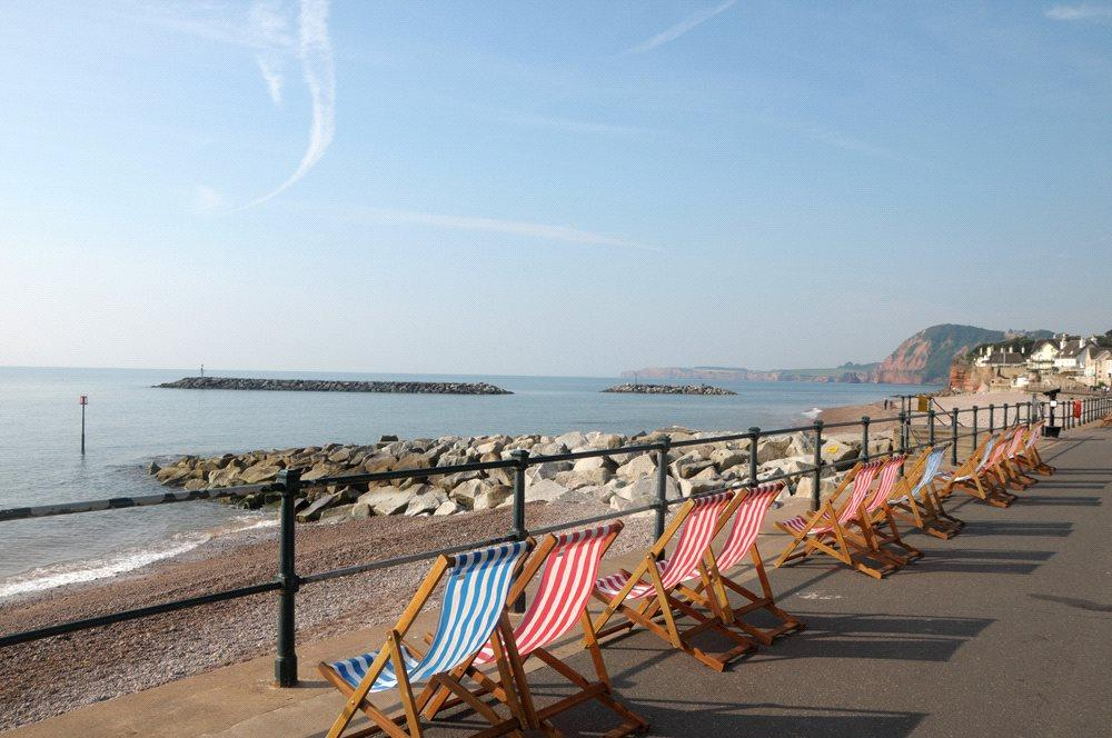 Sidmouth Deckchairs