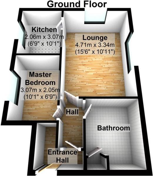 Flat 4 Manton Court,