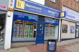HAMMOND Property Services, Sherwood - Lettingsbranch details