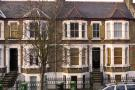 Terraced house in arbuthnot road...