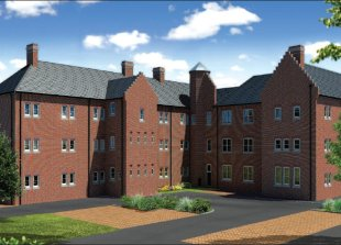 Hermitage Court by Soha Housing Limited, Newlands Way,