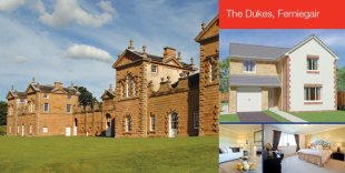 The Dukes by Taylor Wimpey, Off Carlisle Road,