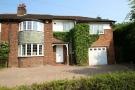 semi detached property in The Drive, Hale Barns