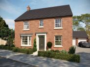 4 bed new property for sale in Bentley Road...