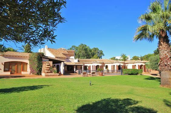 Villa from Plot