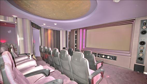 14 Seat Cinema