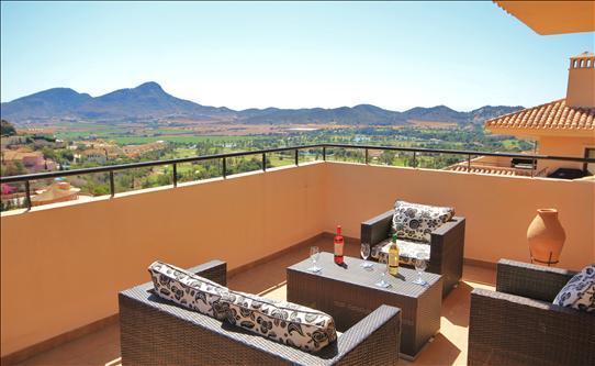 Dining Terrace Views