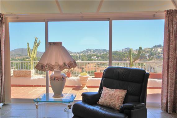 Living Terrace View