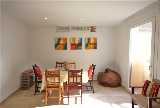 Second Dining Area