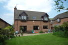 4 bedroom Detached property for sale in Priory Close, Turvey...