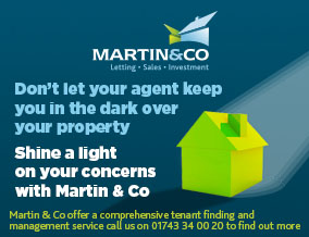 Get brand editions for Martin & Co, Shrewsbury - Lettings & Sales