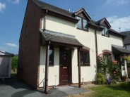 semi detached property in Maes Hafren, Crew Green