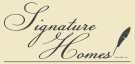 Signature Homes, UK branch logo