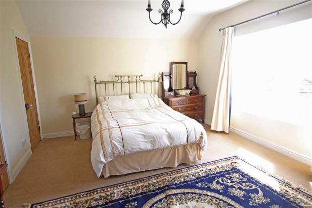 Bedroom One (Master)