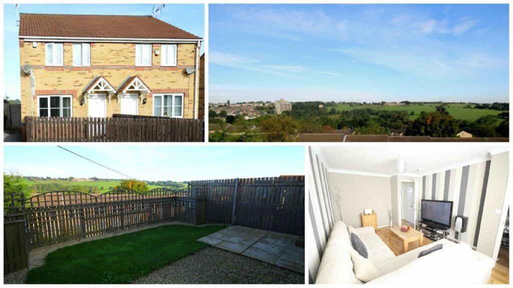 3 bedroom semi-detached house for sale Wentworth Crescent, Bradford, West Yorkshire (1)