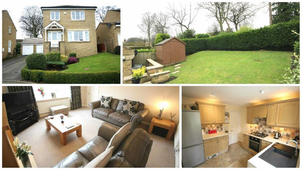3 bedroom detached house for sale Richmond Grove, Gomersal, West Yorkshire