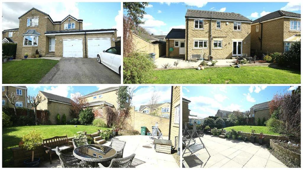 4 bedroom detached house for sale Red Vale, Gomersal, West Yorkshire