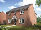 4 bed new home for sale in Hinckley Road...