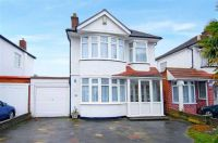 Detached house for sale in Shenley Avenue...