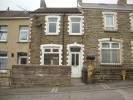 Terraced house in Cwm Cottage Road