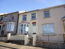 Terraced property in Marlborough Road...