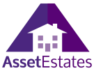 Asset Estates, Abertillery logo