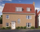 6 bed new home in Hazel Covert, Thetford...