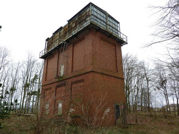 Commercial property for sale in the former water tower for Tower house for sale