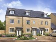 4 bed new house for sale in Cotton Lane, Stone...