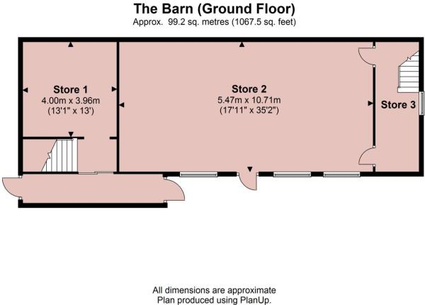 The Barn Gd Floor