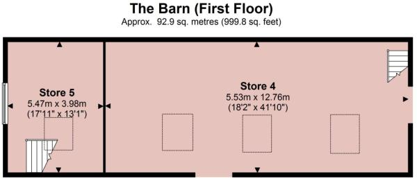 The Barn 1st Floor