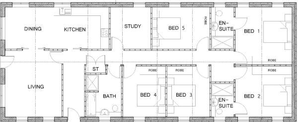 Barn 5 - Proposed