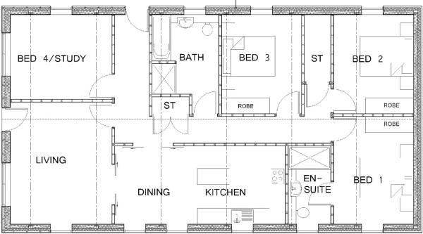 Barn 7 - Proposed