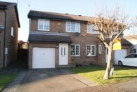 3 bedroom semi detached home for sale in Stanhope Close...