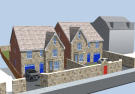 Plot for sale in Broomgrove Road...