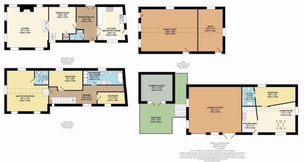 Westside Floor Plan.