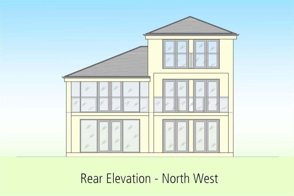 Rear Elevation - Nor