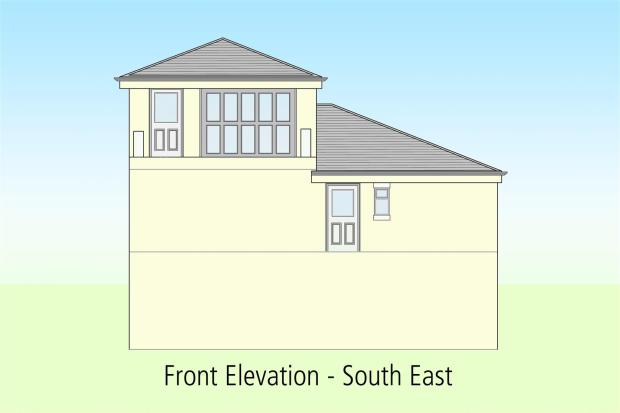Front Elevation - So