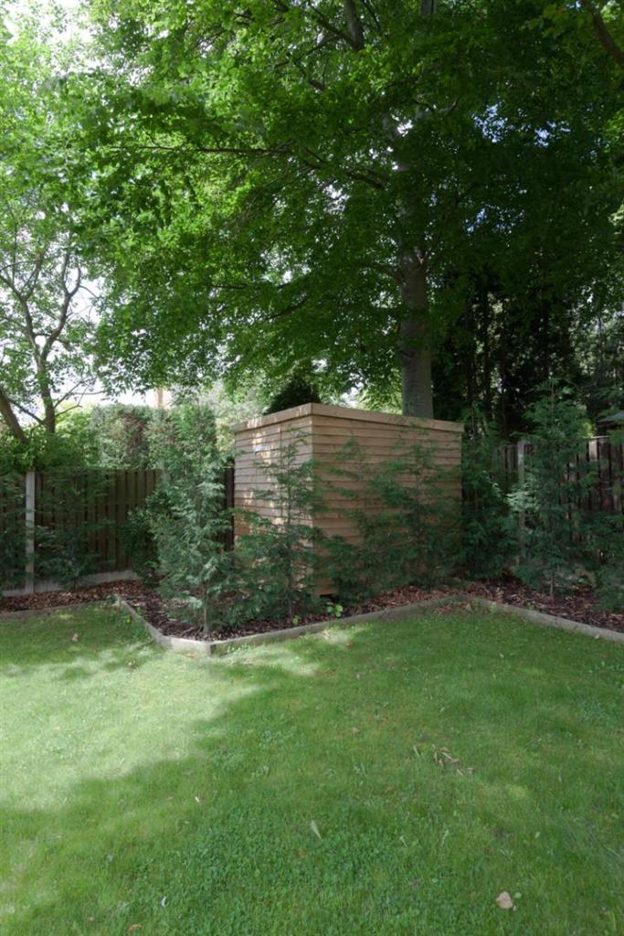 Exterior and Gardens