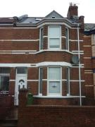 Terraced house in Pinhoe Road, Exeter