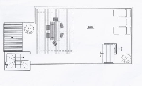 Floor Plan (terrace)