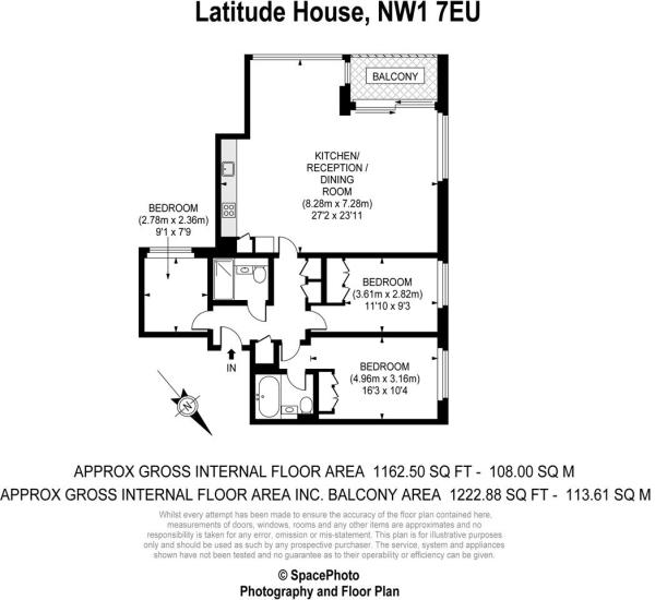 Latitude House, NW1