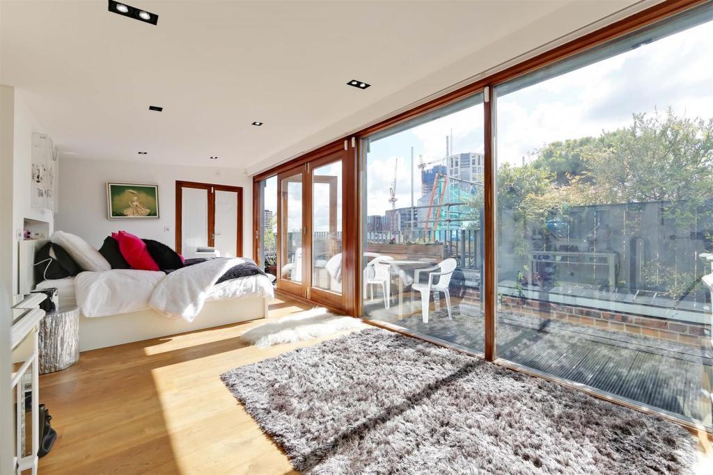 Manhattan Loft Corporation,Master Bedroom