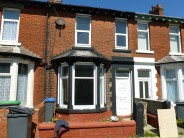 Terraced property for sale in Fisher Street, Blackpool