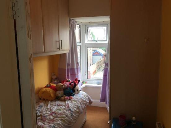 samll bedroom